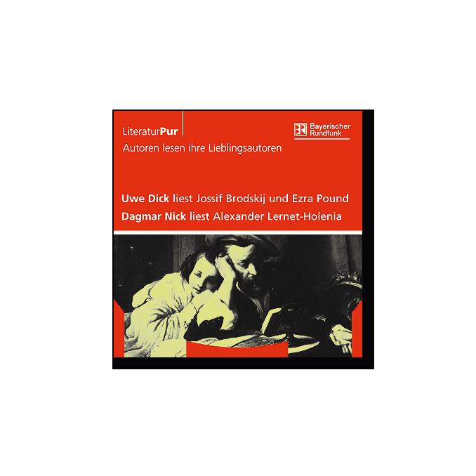 CD Uwe Dick liest Jossif Brodskij und Ezra Pound