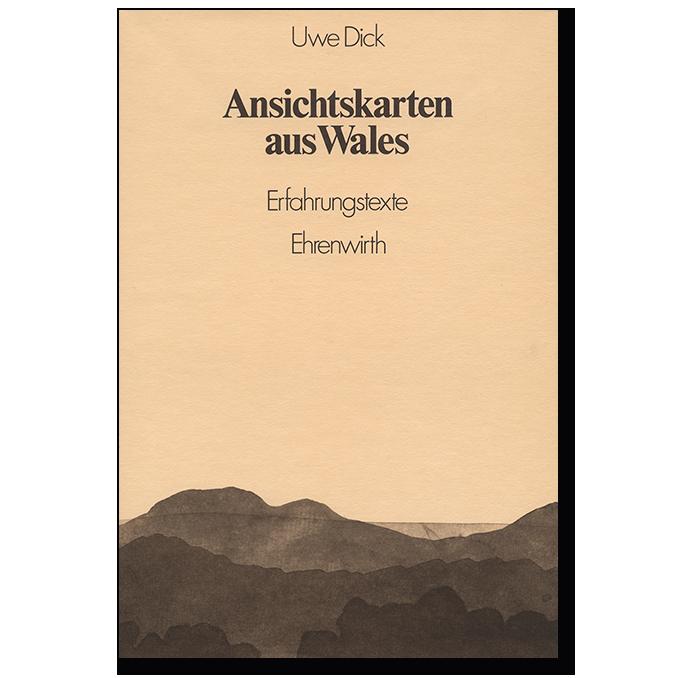 Buch von Uwe Dick Ansichtskarten aus Wales