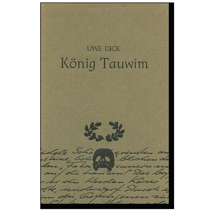 Buch von Uwe Dick König Tauwim Erstausgabe