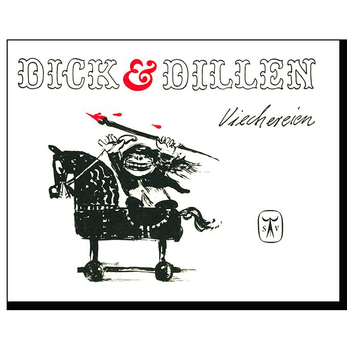 Buch von Uwe Dick Viechereien Erstausgabe
