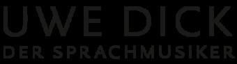 Uwe Dick Der Sprachmusiker